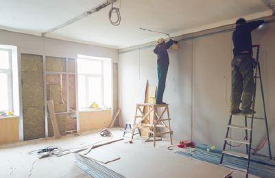 Plateforme de rénovation